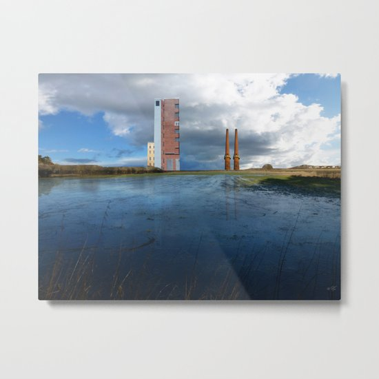 Surreal Living 23 Metal Print