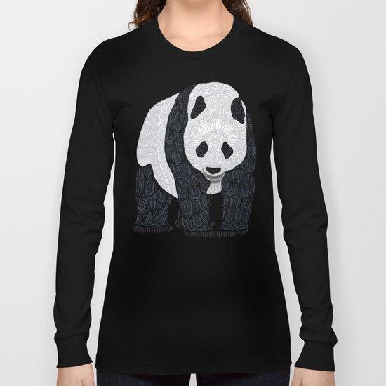 Papa Panda Long Sleeve T-shirt