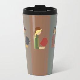 Lumber Ladies Read Travel Mug