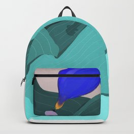 balloon of hot air Backpack