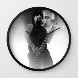 Korn Wall Clock
