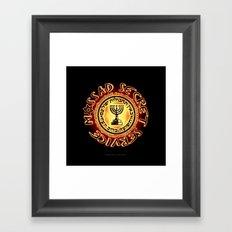 MOSSAD - 039 Framed Art Print