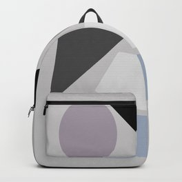 Minimalist Abstract Graphical art Backpack