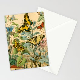 Garden Insects Stationery Cards