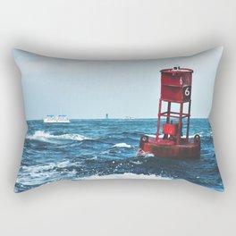 Buoy #6 Rectangular Pillow