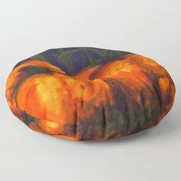 Pumpkins Floor Pillow