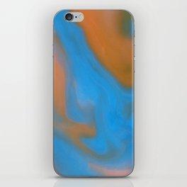 Milky Way Popsicle iPhone Skin