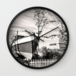 The Other American Dream Wall Clock
