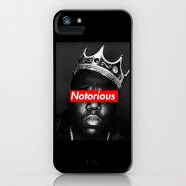 Big Notorious iPhone Case