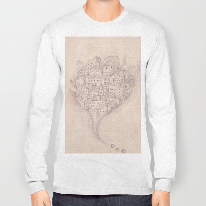 CASAS Long Sleeve T-shirt