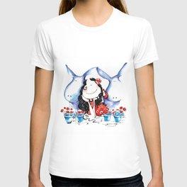My donkeys T-shirt
