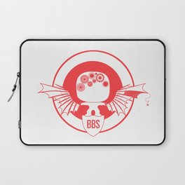 BBS v. SSR (Capt America version) Laptop Sleeve