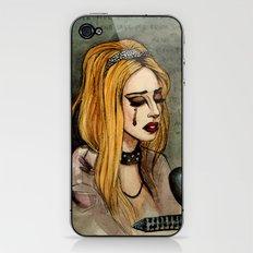 Princess Die iPhone & iPod Skin