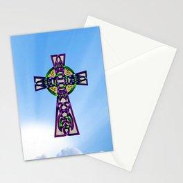 Celtic Cross Stationery Cards