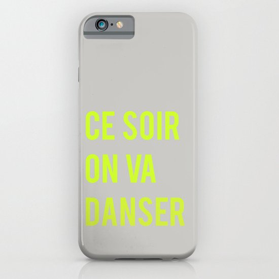 Danser iPhone & iPod Case