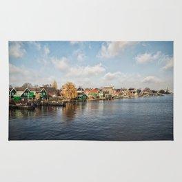 Zaanse Schans, Holland Rug