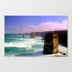 Rock Stacks Canvas Print