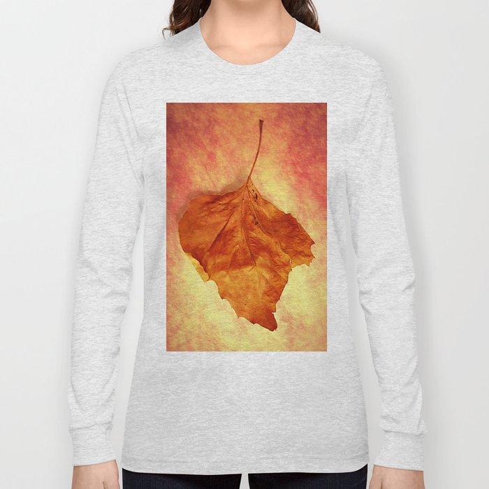 Autumn Cometh Long Sleeve T-shirt