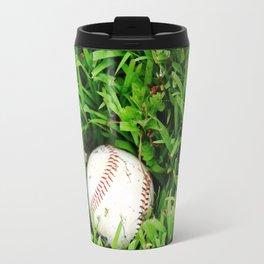 The Lost Baseball Travel Mug