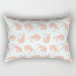 Draw the bird Rectangular Pillow