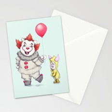 Pennie the Pooh Stationery Cards