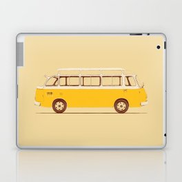 Yellow Van II Laptop & iPad Skin