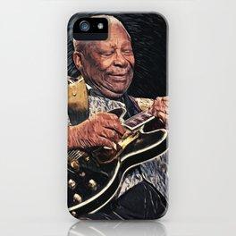 B.B. King iPhone Case