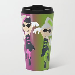 Callie & Marie - Splatoon Travel Mug