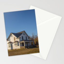 Beautiful House, Chaseley, North Dakota 1 Stationery Cards