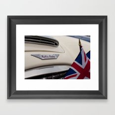 Vintage Car 10 Framed Art Print