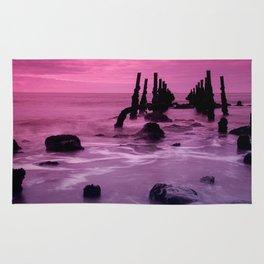 Pink Sky #2 Rug