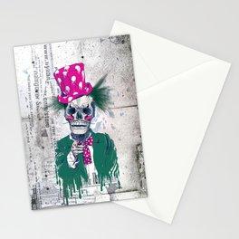 Skully Sam Stationery Cards