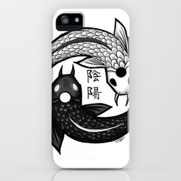 Balance Design iPhone Case