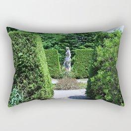 The Young Woman II Rectangular Pillow