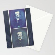 Edgar Allan Poe Horrible Sanity Stationery Cards