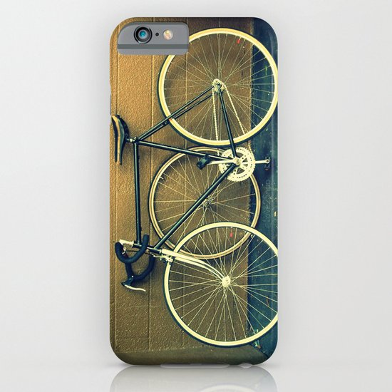Bike - Skinny Tires iPhone & iPod Case