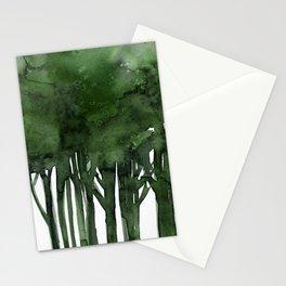 Tree Impressions No.1C by Kathy Morton Stanion Stationery Cards