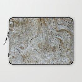 The Worn Wood Laptop Sleeve