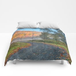 Misty Autumn McDade Trail Comforters
