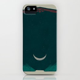 The Night iPhone Case