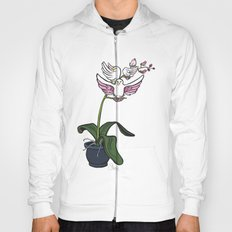 THE RARE SONGBIRD ORCHID Hoody