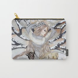 Snow Angels Carry-All Pouch