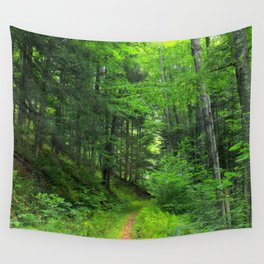 Forest 5 Wall Tapestry