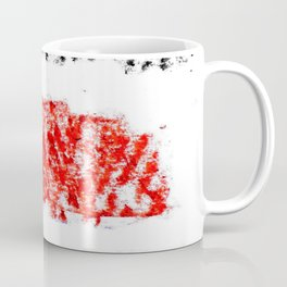 Flag of Germany 3-chalk version Coffee Mug