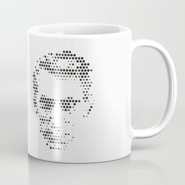 CLAUDE SHANNON | Legends of computing Coffee Mug