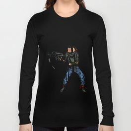 Ellen Ripley from Alien Long Sleeve T-shirt