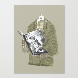 Forever I: Lecture Canvas Print