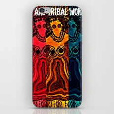 We Are Tribal Women ~ The Deep Soul Tribe iPhone Skin