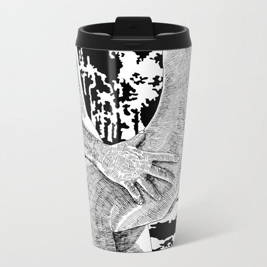 Let's Dance Metal Travel Mug