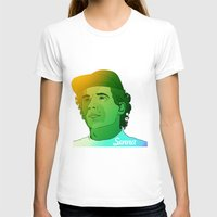 senna T-shirts featuring Ayrton Senna by Matty723